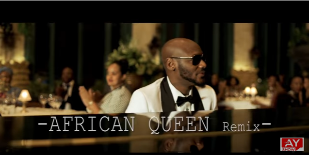 AFRICAN QUEEN REMIX – TUFACE