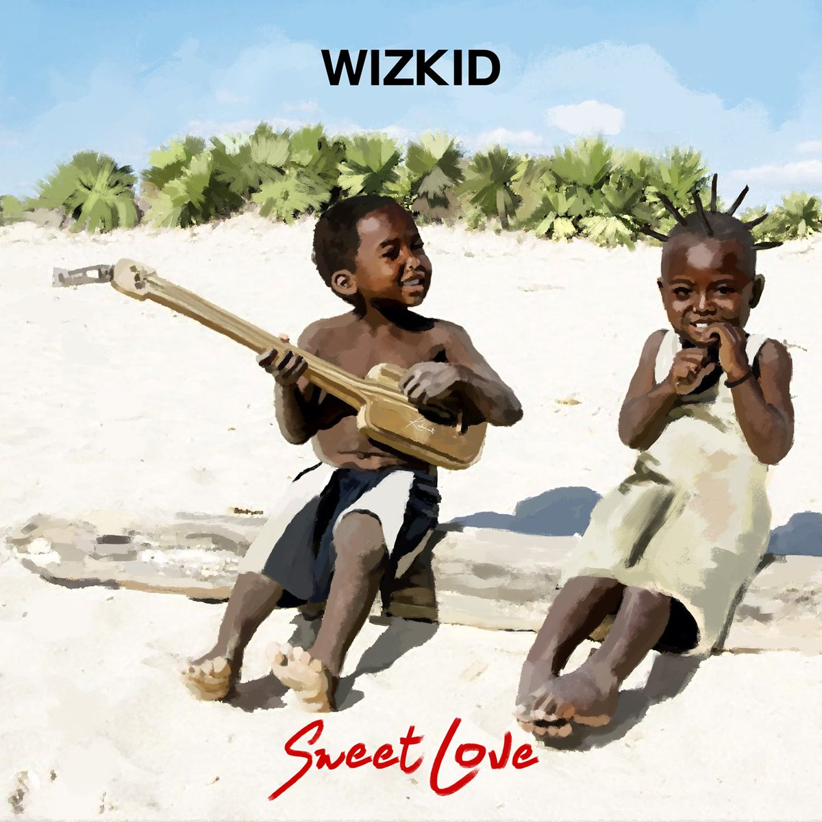 SWEET LOVE – WIZKID