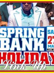 Spring Bank Holiday Link Up