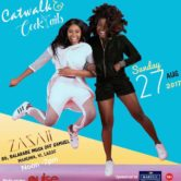 Zazaii's Catwalk and Cocktail party