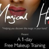 Magical Hands,Free Make-Up Training