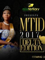 MISS TERTIARY INSTITUTION DELTA STATE EDITION 2017
