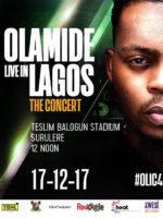 Olamide Live in Lagos Concert