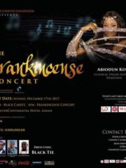 The Frankincense Concert