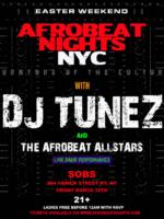 Afro Beat Night NYC