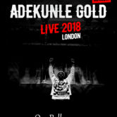 Adekunle Gold Live In London