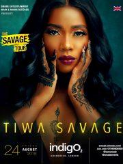 The Savage Tour
