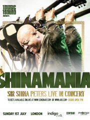 Sir Shina Peters Live In Concert London