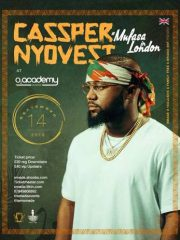 Cassper Nyovest & Friends Live In Concert