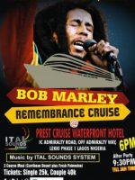 Bob marley Remembrance Cruise