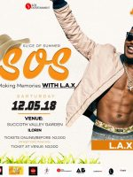 SOS Making memories with L.A.X