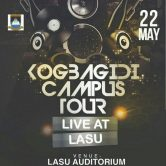 Kogbagidi Campus Tour Live AT LASU