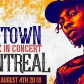 Runtown Live In Concert Montreal