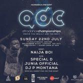 Afro Dance Championship