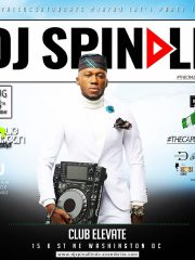 Dj Spinall Live In DC