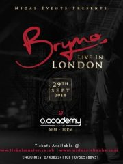Brymo Live In Concert
