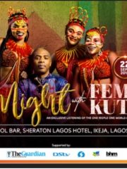 A Night With Femi Kuti