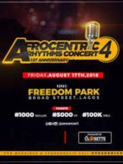 Afrocentric Rhythms Concert