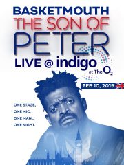 Basket Mouth The Son Of Peter Live @Indigo