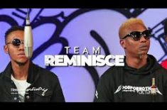 The Hennessy Artistry Cypher 2018 Team Reminisce