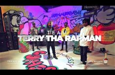 The Hennessy Artistry Cypher 2018 Team Terry Tha Rapman
