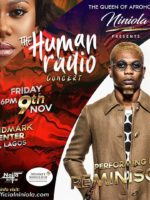 Niniola Presents The Human Radio Concert