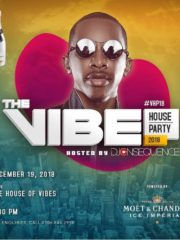 The Vibes House Party 2018