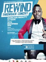 Rewind Throw Back Concert ( Duncan Mighty )