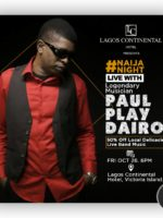 Naija Night Live With The Legendary Musician Paul Play Dairo