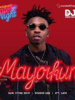 Afrobeats Date Night feat. MAYORKUN