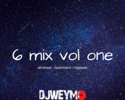 New Music: djWeymo – the 6 Mix Volume One