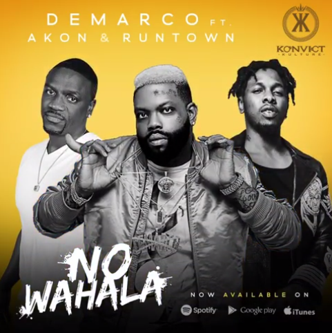 No Wahala – Demarco featuring Akon, Runtown