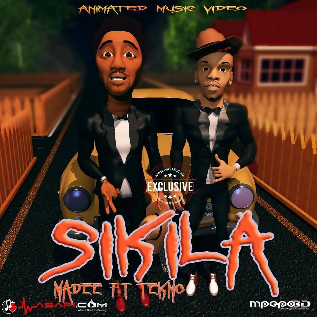 Sikila – Madee ft Tekno