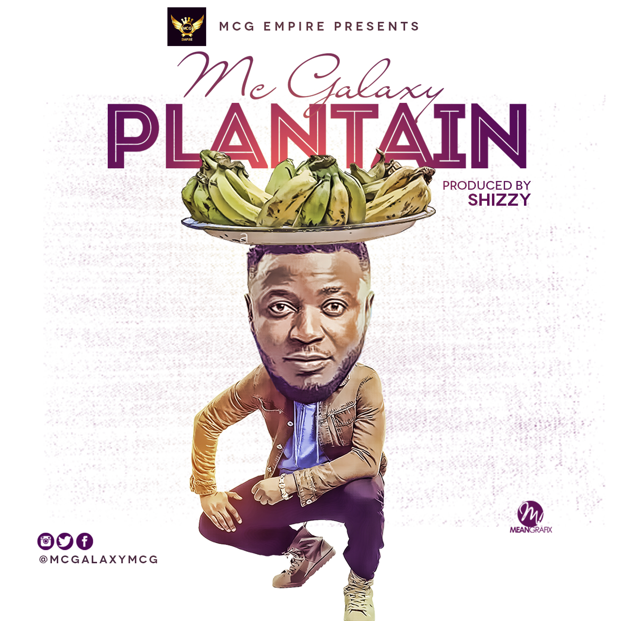 Plantain – MC Galaxy