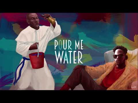 Pour Me Water – Mr Eazi