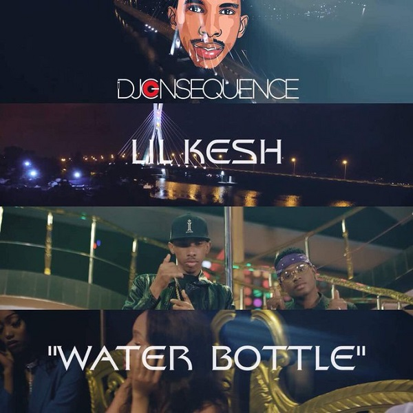 Water Bottle: DJ Consequence