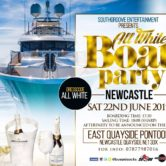 Annual All White Boat Party @ EAST QUAYSIDE