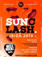 SunClash Ibiza Weekender @ Ibiza Rocks Hotel in Sant Antoni