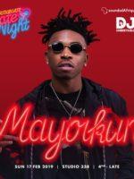 Afrobeats Date Night feat. MAYORKUN