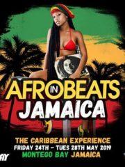Afrobeats in Jamaica @ Jamaica in Jamaica